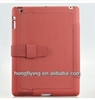 leather case folio booklet smart case for ipad mini2 /for ipad5