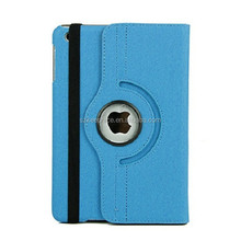 Swivel for iPad Air 2 Case 360 Case for iPad 2 Case Rotating Magnetic Leather Factory Wholesale Price