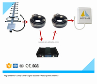 900/1800/2100Mhz signal booster with Tri-band GSM DCS WCDMA SIGNAL BOOSTER for mobile phone signal booster