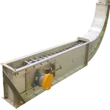 Cheap scraper conveyor for Boiler soda ash