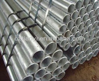 hot rolled, hot expanded, cold drawn, and hot galvanic pipe/G.I PIPE/standard length of galvanized pipe