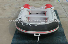 Aluminum floor 3.6m inflatable boat