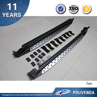 High Quality Aluminium Alloy Running Board for 2013+ Hyundai Tucson (BMW style)