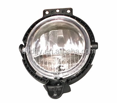 MINI One Mini Cooper Mini Cooper S Front Fog light Lamp R56 R55 R57 R58 R59 63172751295