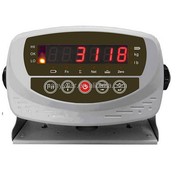platform scale weight indicator, Livestock scale weighing instrument