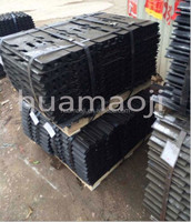 300mm STEEL TRACK SHOE FOR HYDRAULC EXCAVATOR PC20-7 UNDER CARRIAGE