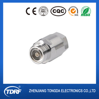 7/16 DIN rf coaxial connector female for 7/8'' flexible cable solder type