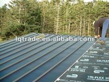 5000W thin film solar power roofing system metal roofing sheet integrated with thin film solar