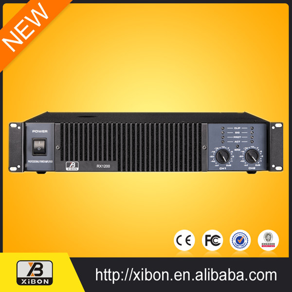 Large Transformer 2m 70cm power amplifier