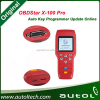 2016 Newly Spanish Language X-100 PRO X100 PRO Auto Key Programmer Updated Version supports (Asia,Europe,America) cars