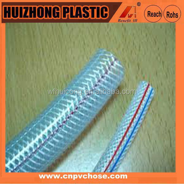 Transparent Water Suction And Delivery PVC Hose