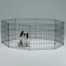 Six Panels Metal Pet Play Pen
