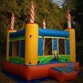 HOLA new arrival inflatable bounce/bouncer house for kids