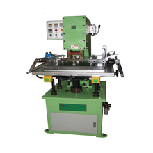 safety style Automatic gilding machine with sliding table