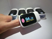 Low price Fingertip Pulse Oximeter ,Blood Oxygen Saturation