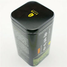 Full color printed canned food beautiful cookie tin box/round shape
