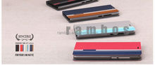 Luxury Book Stand Wallet Leather Mobile Phone Case Protective Cover with Card Holder for Nokia Lumia 1520
