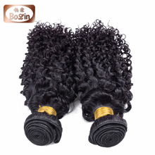 Wholesale 100% Peruvian hair weave jerry curl human hair for braiding grade 7a virgin hair