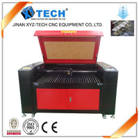 high precision great transmission golden price laser engraving machine
