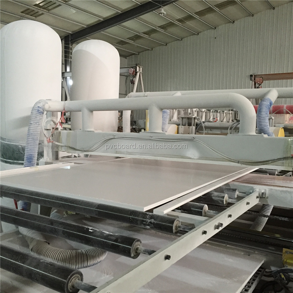 factory 915x1830mm 1220x2440mm 1560x2050mm 2050x3050mm foam pvc board and WPC board density 0.35 to 0.80