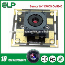 oem HD OV5640 free driver 5mp usb webcam for advisement player