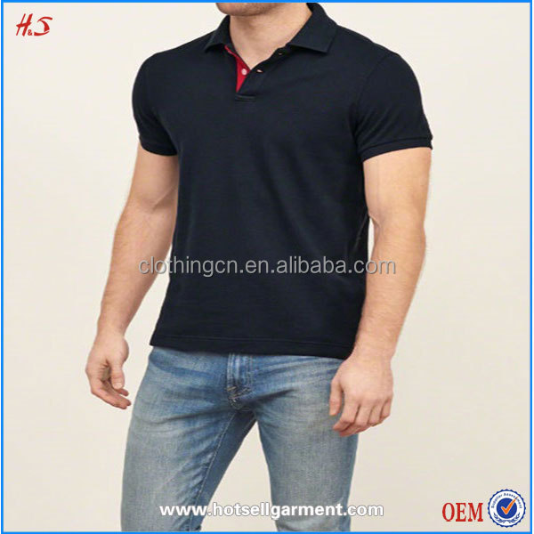 Dongguan Garment Manufacture Wholesale High Quality Premium Soft Fabric 100% Cotton Polo T-Shirt
