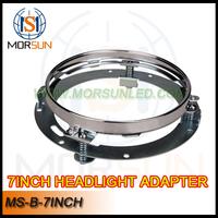 Jeep headlight Bezel, headlight bracket,7INCH headlight mount bracket