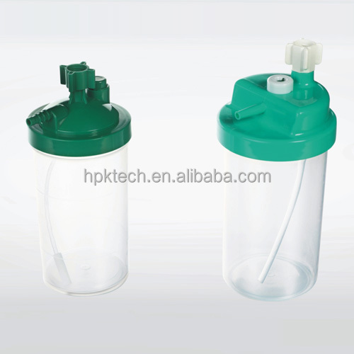 6 PSI Humidifier Bottles for Oxygen Concentrators 6psi Oxygen Humidifier Bottles