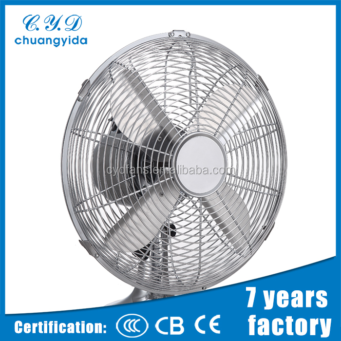 "New style wiring winding machine 12"" metal table fan capacitor"