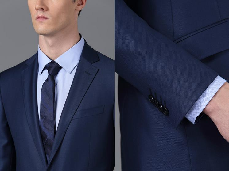 custom wholesale New design fabric business suit and uniform guangzhou mens designer suits wholesale fitness man apparel manufac