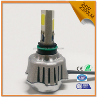 led lights for motorcycle headlight international DC 12v hi/lo beam