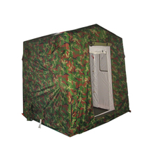 PVC camouflage Decontamination hospital tent inflatable military tent for outdoor
