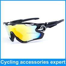 high quality uv 400 protect bicycle glasses