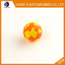 Newest selling trendy style games promotional pink bouncing rubber ball
