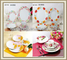 Factory directly sell tableware porcelain,chinese dinnerware set