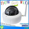 WIFI ip camera1080MP resolution 25m ir distance Support Mobilephone View(Iphone,Android) with P2P
