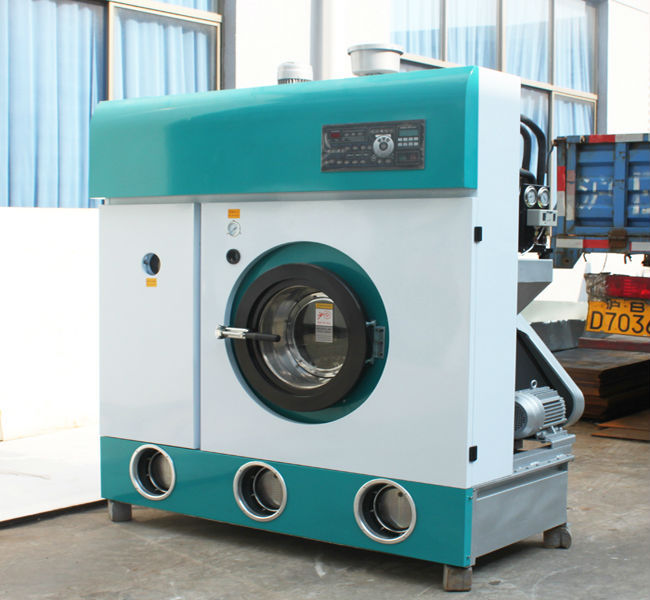 Single coin operated gas dryer machine price