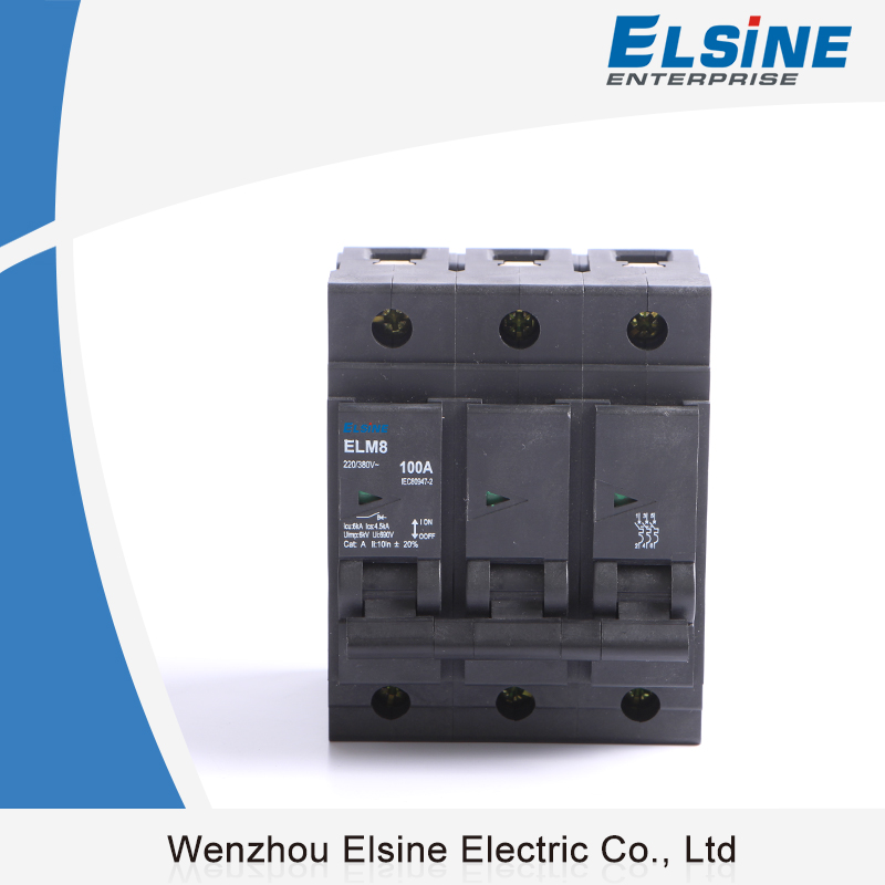Elsine MCB Plug-in Miniature Circuit Breaker