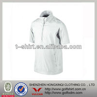 Plain White Cooldry Mens Particular Golf