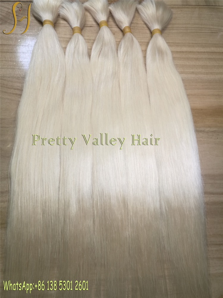 double drawn raw virgin cuticle aligned russian hair