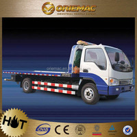 JAC heavy duty tow truck under lift wrecker truck for