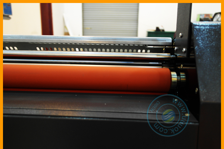 Hot sale hot laminating machine 650mm