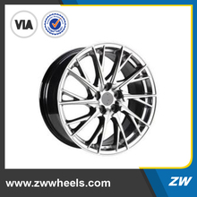 ZW-B1151 19 inch unique alloy wheels, pcd 5x114.3 rims