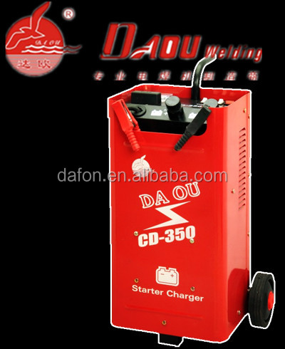 DAOU brand CD-350 12/24v voltage quick charging battery charger