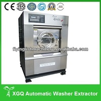 Fully programmable Industrial Washer Extractors(15-100kg)