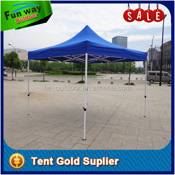 Wind Resistant 6x6 7x7 12x12 Canopy Tent with 40mm Sturdy Frame