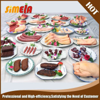 Simela Promotional All kinds of Simulated Artificial chinese food model