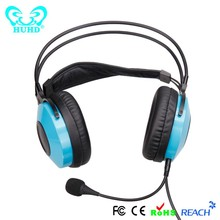 multi-used colorful bass gaming headset for computer/Game Console