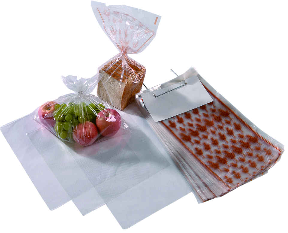 micron perforation bags for bread