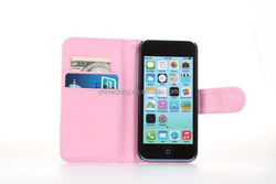 For Apple iPhone 3G 3GS Book Flip PU Leather Stand Case Cover